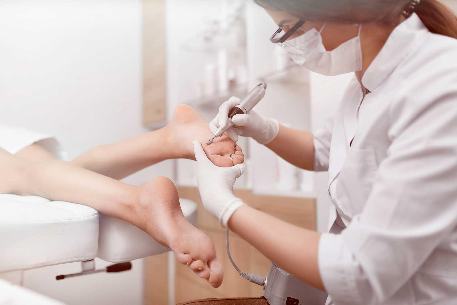 Foot Care and podiatry in Farnham Surrey