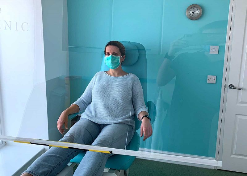 Farnham Foot Clinic patient safety measures