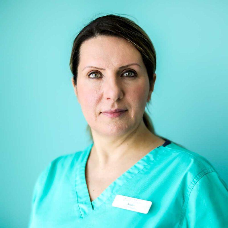 Anna Cooper Hall Medical Director and Podiatrist