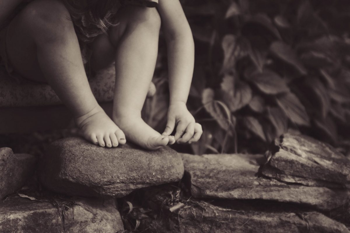 Healthy Feet - chilblain free